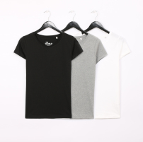 WISH - 3-pack - basic fashion shirt 100% organic cotton origin