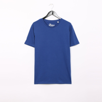 LEAD royal blue - 100% organic cotton origin